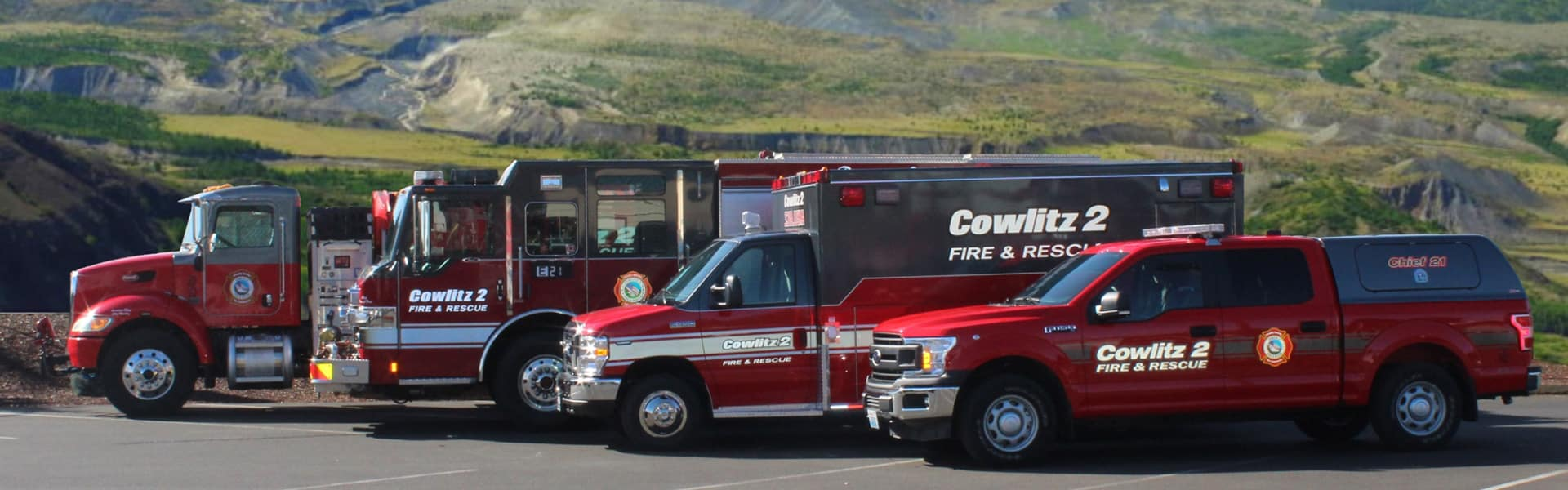 Cowlitz 2 Fire & Rescue